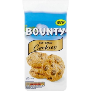 Bounty 180G Soft Baked Cookies /40904/
