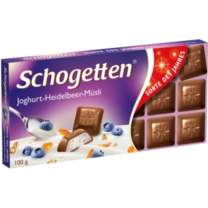 Schogetten 100G Joghurt-Áfonya