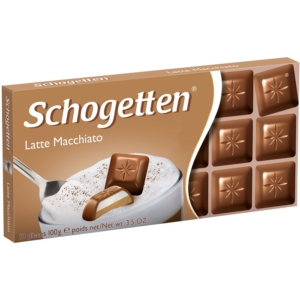 Schogetten 100G Latte Macchiato