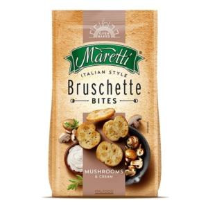 Maretti Bruschette 70G Mushrooms-Cream
