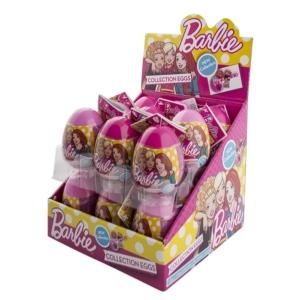 Barbie meglepetés tojás 10g (1db)