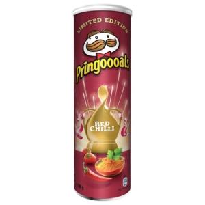 Pringles 190G Red Chilli /93643/