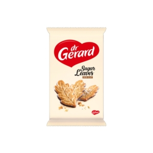 Dr. Gerard kakaós levél alakú keksz 165 g