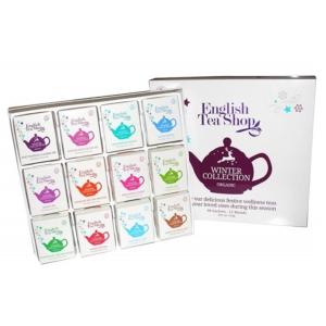 English Tea Shop téli teaválogatás 96 filter, organikus