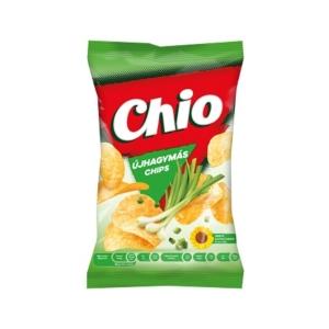 Chio Chips 60-75G Újhagymás