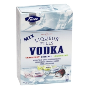 Fazer Liqueur Fills 150G Vodka Alkoholos Vegyesdesszert FAZE0003