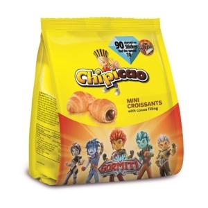 Chipicao Mini  kakaós töltelékkel töltött croissant60 g