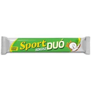 Sport tecsokoládéba mártott kókuszos-karamellás szelet 25 g