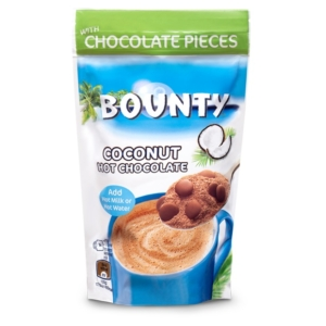 Forró Csokoládé Por 140G Bounty