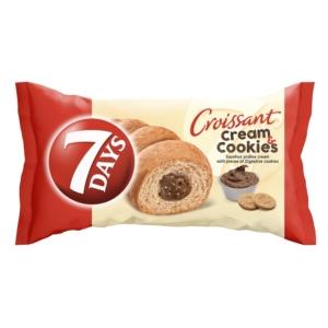 7 Days Croissant 60G Midi Mogyorókrém Keksszel