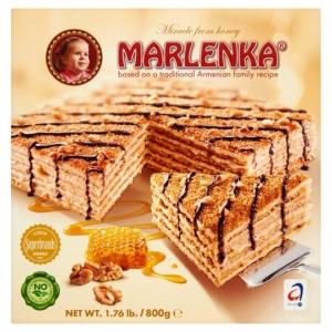 Marlenka 800G Torta Diós