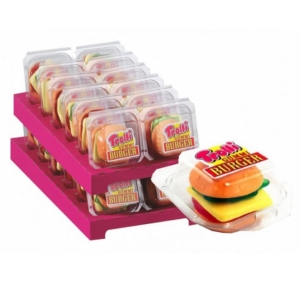 Trolli Hamburger Tálcás 50G