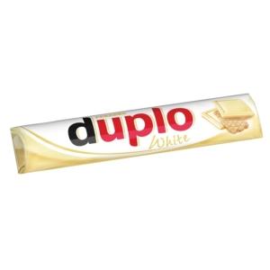Duplo White fehércsokoládéval bevont ostya mogyorós krémmel töltve 18,2 g