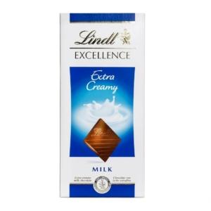 Lindt Excellence extra finom tejcsokoládé 100G