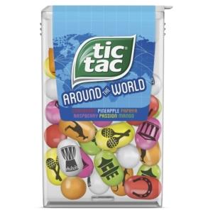 Tic-Tac 18G Around The World