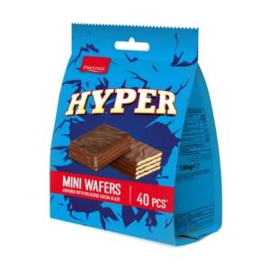 Hyper Mini Ostya 180G Kakaós (Kék) Zacskós