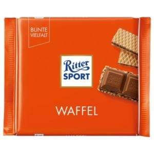 Ritter Sport 100G Waffel