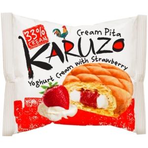 Karuzo 62G Eper-Joghurtos Töltelékkel
