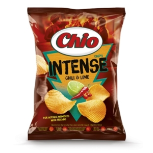 Chio Chips 65G Intense Chili-Lime