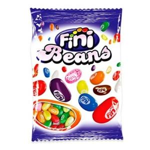 Fini Jelly Beans gyümölcs ízű cukordrazsé 85G