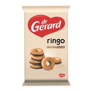 Dr. Gerard csokoládékrémbe márott vanília ízű karika 150 g