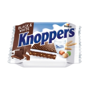 Knoppers 25G Black & White