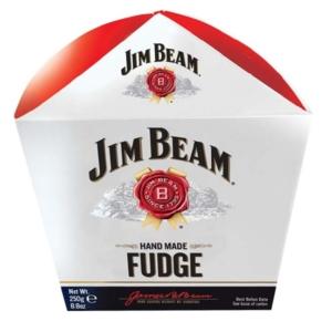 Gardiners 200G Jim Beam Bourbon WhiskeyFudge Papír /Jack Daniels Whisky-S Puhakaramel/