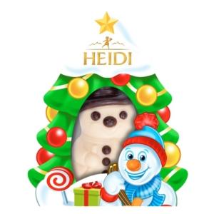 Hóember 20G Heidi Fehércsoki (Eper-Joghurt) 414030