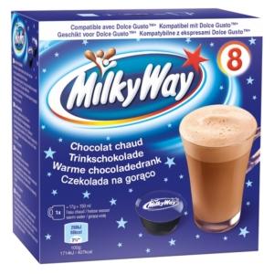 Milky Way 136G Nescafé Dolce Gusto Kombatibilis Kapszula