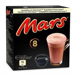 Mars Forrócsokoládé (Nescafé Dolce Gusto Kombatibilis Kapszula) 136G