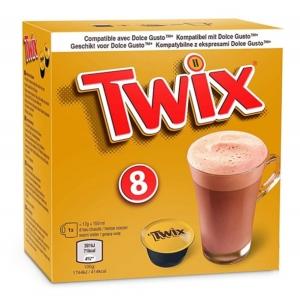 Twix 136G Nescafé Dolce Gusto Kombatibilis Kapszula