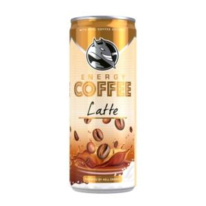 Hell Energy Coffee 250Ml Latte