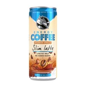 Hell Energy Coffee 250Ml Slim Latte