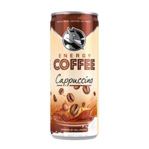 Hell Energy Coffee 250Ml Cappuccino