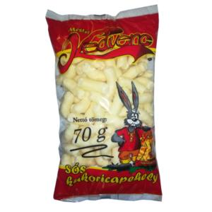 Mester Kedvenc Pufi 70G Gluténmentes Sós