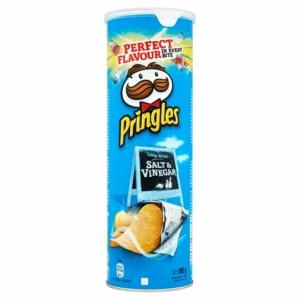 Pringles 165G Salt & Vinegar