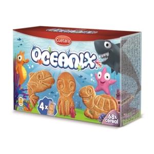 Oceanix 110G 68% Gabonatartalmú Omlós Keksz