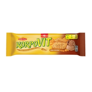 Korpovit Keksz 174G Teljes Kiőrlésű