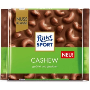 Ritter Sport 100G Nuss-Klasse Kesúdió