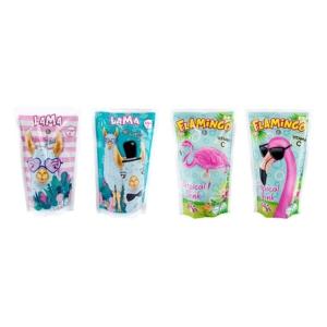 Sweet'N Fun 200ML Flamingo-Lama Multifruit Drinks C-Vitamin