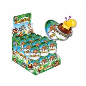Zoopark meglepetés tojás 25 g