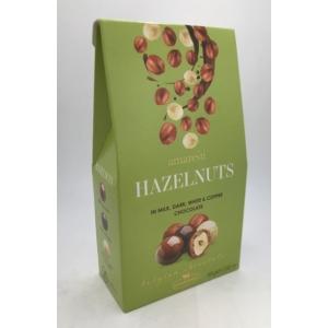Amaresti 80G Hazelnuts-White&Coffee Mix Chocolate