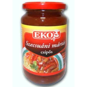 Eko Mártás 360G Szecsuáni Csípős /370/