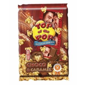 Top Of The Pop Popcorn 100G Choco&Carame