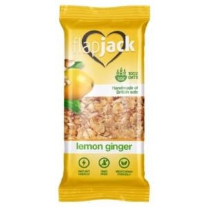 Flapjack citromos-gyömbéres zabszelet 100 g
