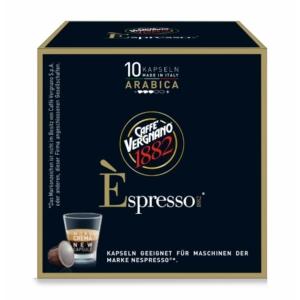Vergnano 50G Espresso Arabica Kapszula 10DB VECO3101 NESPRESSO VECO3101