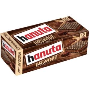 Hanuta Brownie Nápolyi 10Db 220G