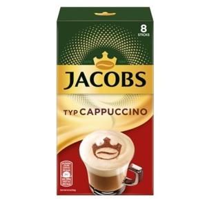 Jacobs Cappuccino Classic Kávé Italpor 8x14,4G