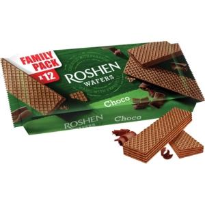 Roshen Wafers 216G Choco
