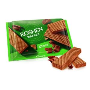 Roshen Wafers 72G Choco